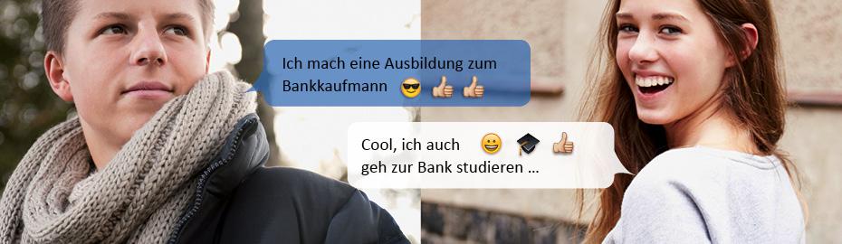 Ausbildung bei der BodenseeBank